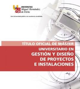 máster gestión y diseño de proyectos e instalaciones UMH