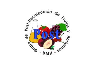 Logo grupo post-recolección frutas y hortalizas umh